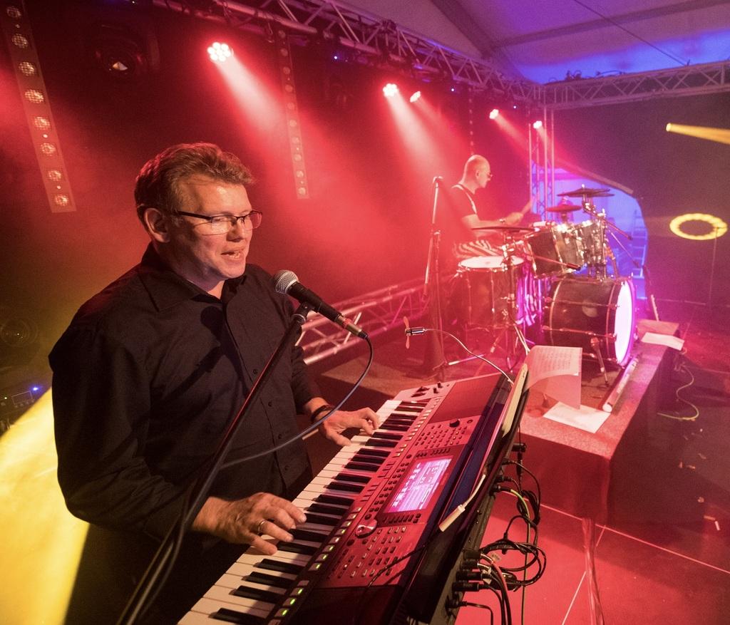 Rolf - Keyboards
