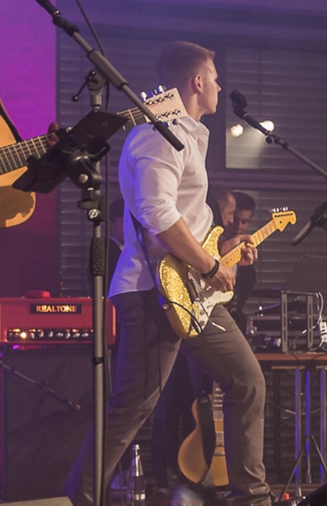 Jan - Gitarre
