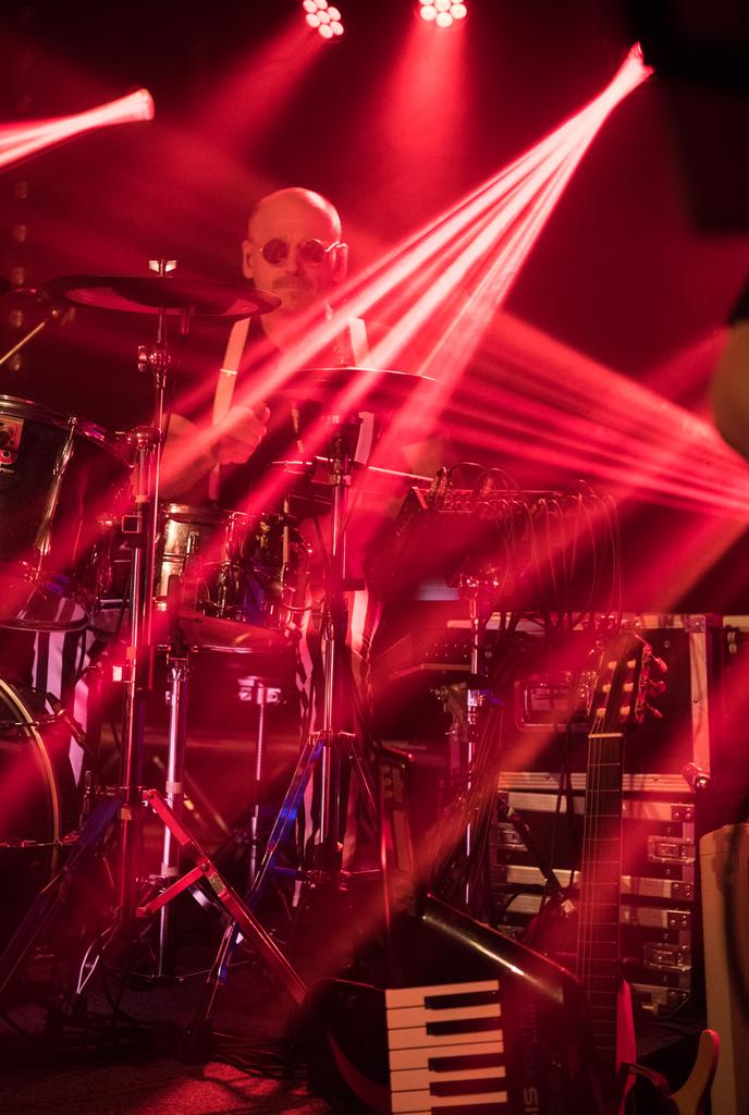 Markus - Drums